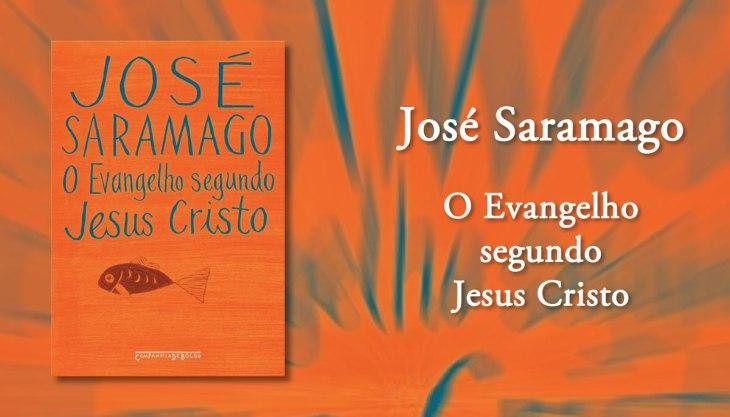 Livro O Evangelho Segundo Jesus Cristo Bolso