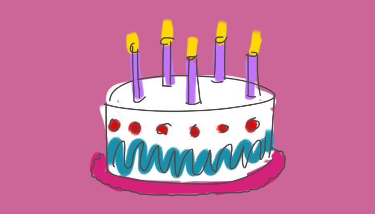 bolo de aniversário png cumpleaños festa