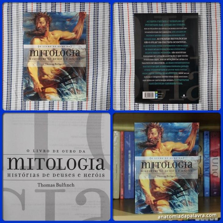 O livro de ouro da mitologia, Thomas Bulfinch