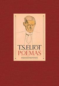 Capa do Livro Poemas T. S. Eliot