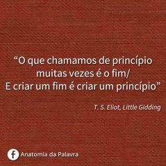 Citações T. S. Eliot