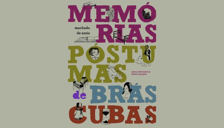 Memórias Póstumas de Brás Cubas Panda Books