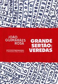 Capa Livro Grande Sertão Veredas Companhia das Letras