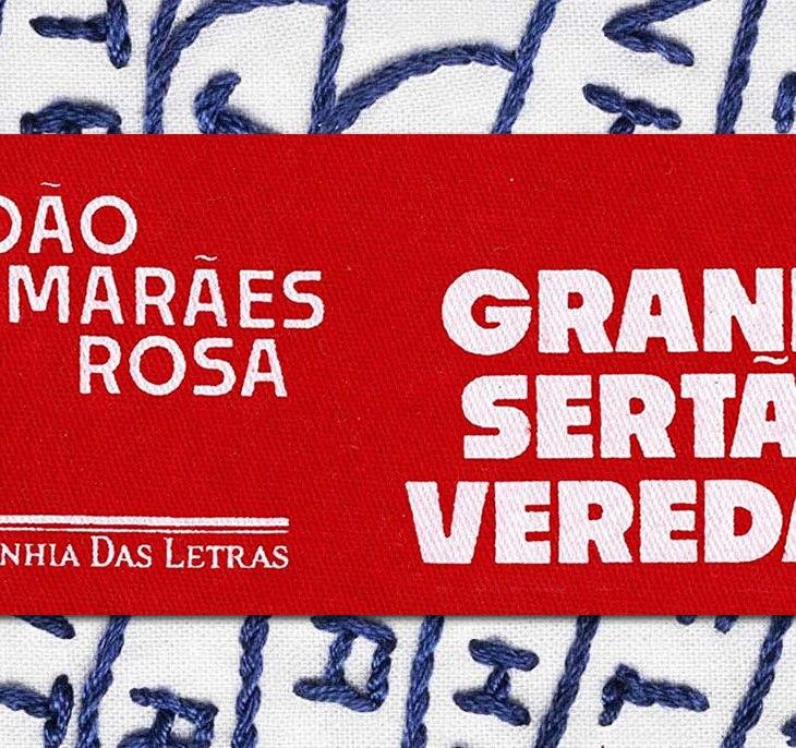 Nova edição Grande sertão: veredas Companhia das Letras