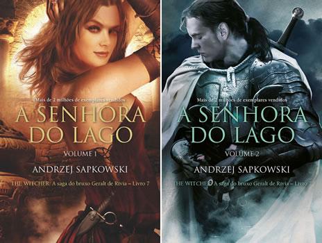 Último livro de The Witcher, em dois volumes