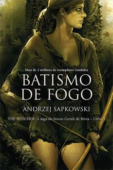 Cada de Batismo de Fogo, livro de The Witcher
