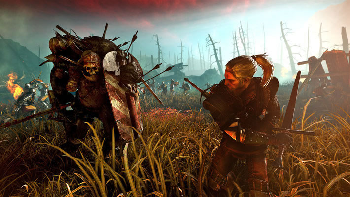 Confira o gameplay de The Witcher 2