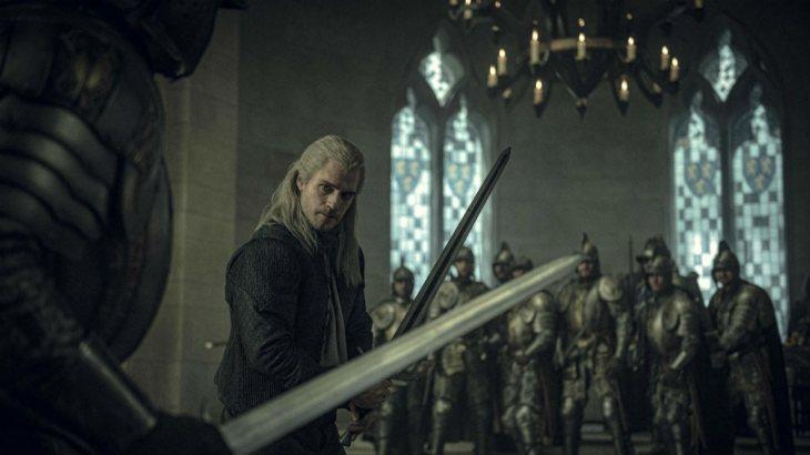 Henry Cavill como Geralt de Rívia, The Witcher, Netflix