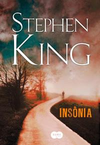 Capa do livro Insônia de Stephen King
