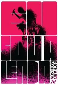 Capa do livro Eu Sou a Lenda, pela editora Aleph: mãos tentam agarrar o protagonista e seu cachorro