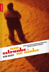 Capa do livro Um Estranho no Ninho, de Ken Kesey, edição de bolso